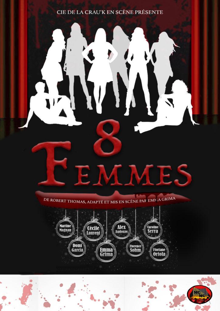 Affiche 8 femmes2