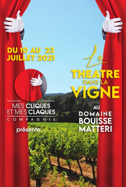 Théâtre dans la Vigne